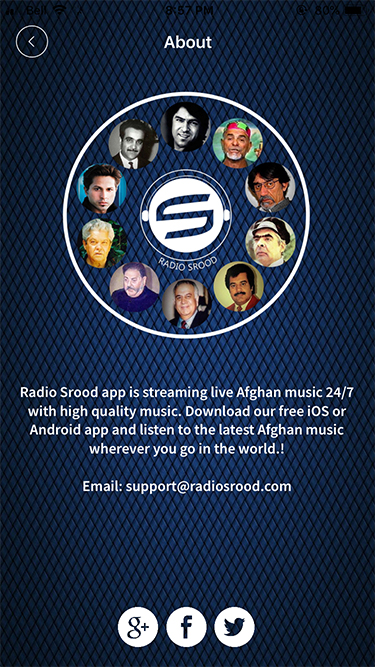 Radio Srood - Best Afghan Music Station | Afghan Radio
